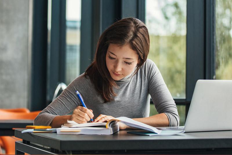 University online testing