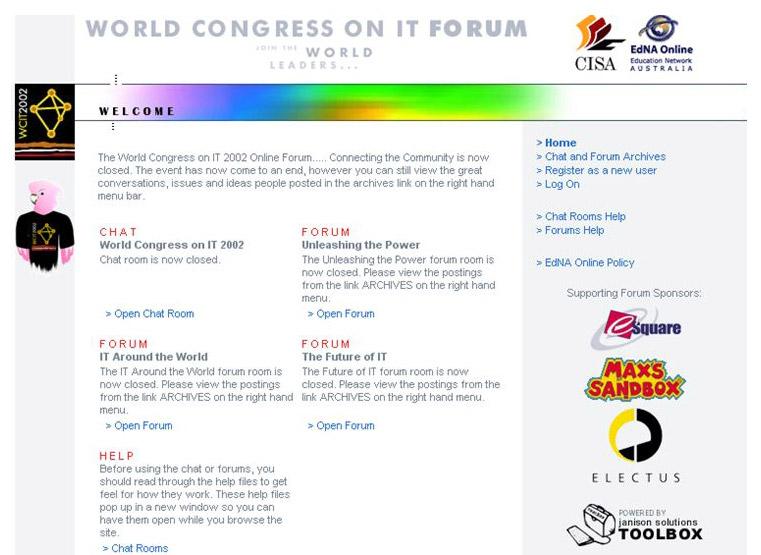 World Congress on IT