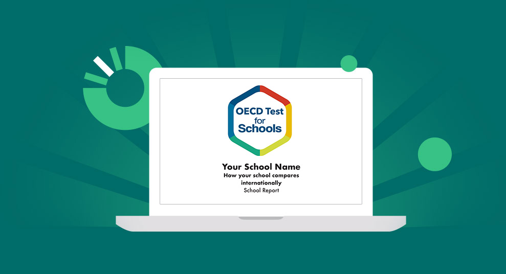 80+ page OECD Test for Schools report